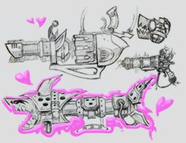 Jinx's Weapons