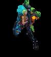 Jinx Odyssey (Aquamarine)