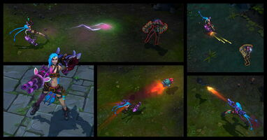 Jinx screenshots alt