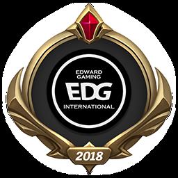MSI 2018 EDward Gaming Emote