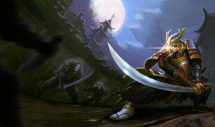 Master Yi SamuraiYiSkin Ch