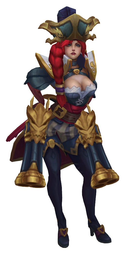 Miss Fortune Captain Render.png