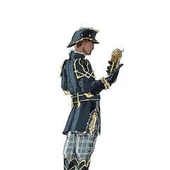 A Warden (by Riot Artist <a href=