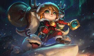 Poppy SnowFawnSkin
