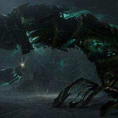 Serpentworm Nightmares (by Riot Artist <a href=