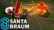 Weihnachts-Braum - Skin-Spotlight