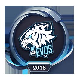 Worlds 2018 EVOS Esports Emote