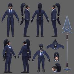 Secret Agent Xin Zhao