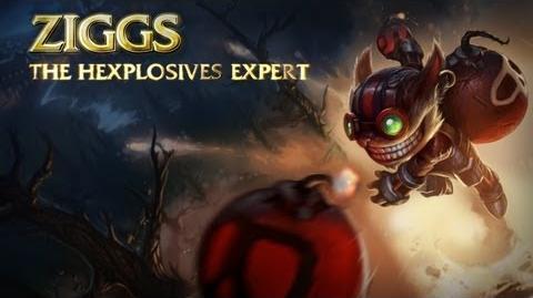 Ziggs Champion Spotlight