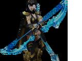 Ashe/Abilities