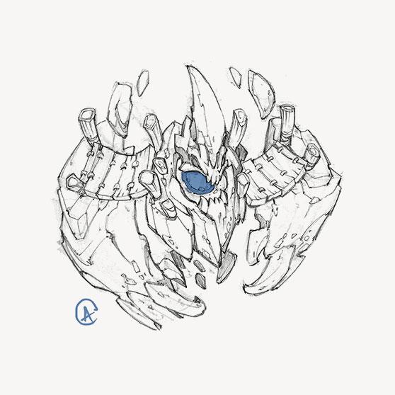 Blue Sentinel concept 06