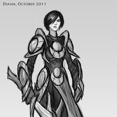 Diana Concept 1 (by Riot Artist <a href=