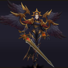 Iron Inquisitor Kayle Update Model 2 (by Riot Artist <a rel=