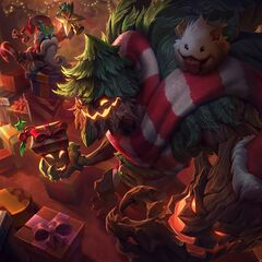 Poros in the Festive Maokai Splash