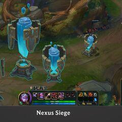 Nexus Siege Turret Concept 9 (by Riot Artist <a rel=