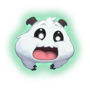 Oh Snap Poro Emote