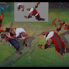Blood Moon Pyke Concept 1 (by Riot Artist <a href=