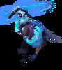 Pyke PROJEKT: Pyke (Aquamarin) M