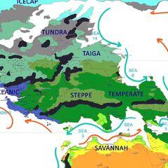 Runeterra Biome Map Concept 1