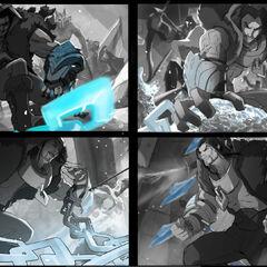 Freljord Sylas Splash Concept 1 (by Riot Contracted Artist <a href=