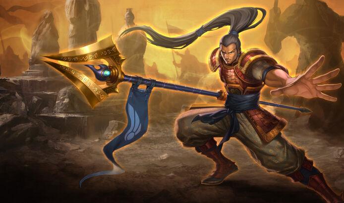Xin Zhao.Imperialny Xin Zhao.skórka.jpg