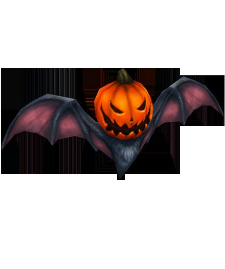 Bat-O-Lantern Ward