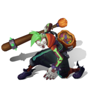 Ekko TrickorTreat (Base)