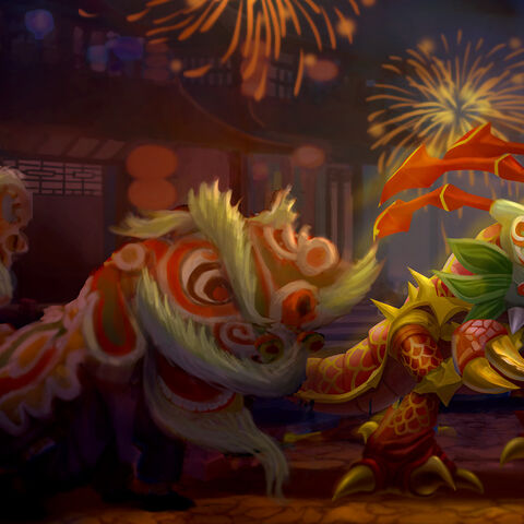 1st Lion Dance Kog'Maw