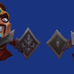 Red Draven melee minion