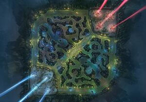 Summoner's Rift Map Preview