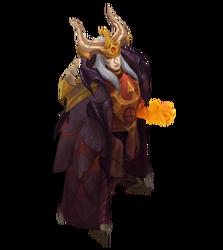 Swain DragonMaster (Base)