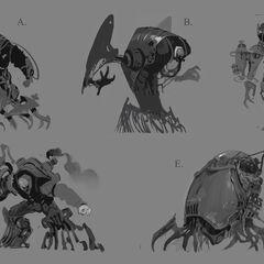 Urgot Update Concept 1 (by Riot Artist <a href=