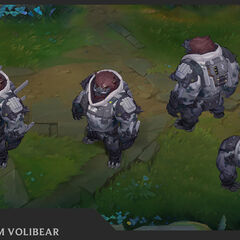 Northern Storm Volibear Update Concept 4 (by Riot Artist <a href=