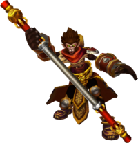 Wukong Render old