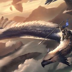 A Silverwing Raptor & Raptor Knight 2
