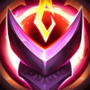 Dark Star Malphite Border profileicon
