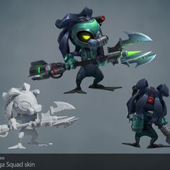 Omega Squad Fizz Model 1 (by Riot Artists <a href=