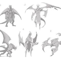 Galio Update Concept 1 (by Riot Artist <a href=