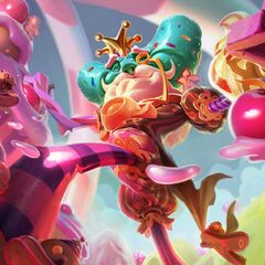 Candy King Ivern Splash Concept 4 (by Riot Artist <a href=