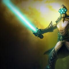 1st Chosen Master Yi