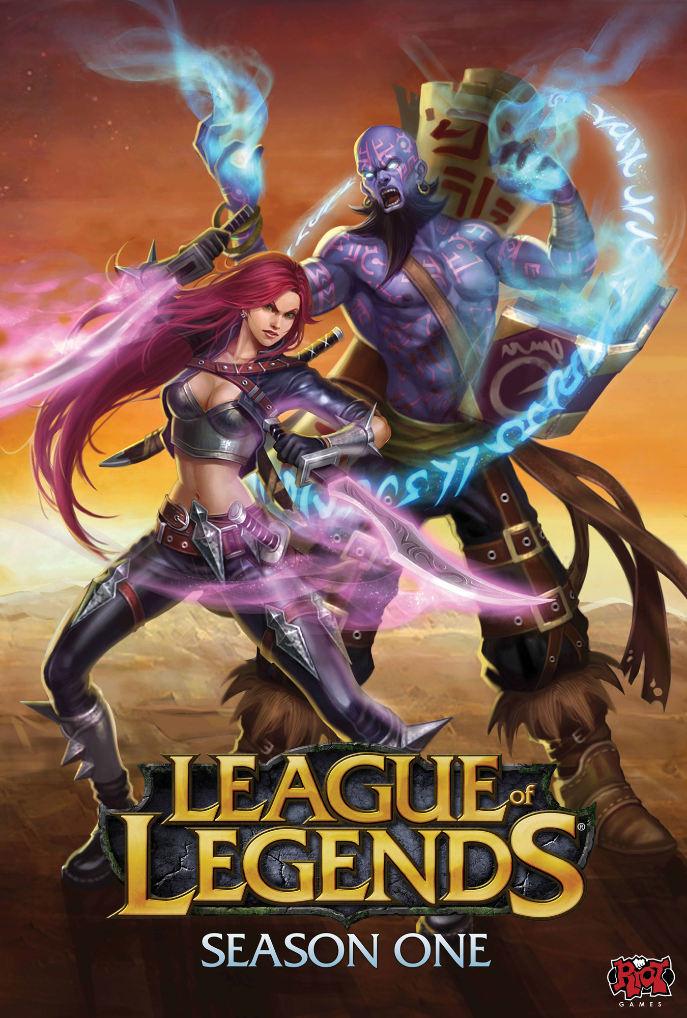 Leuage Of Legends