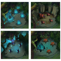Summoner's Rift Update Monsters Concept 4