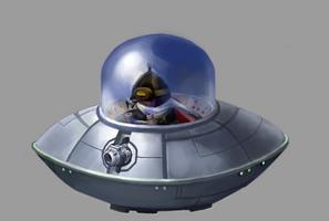 Corki UFO Promo