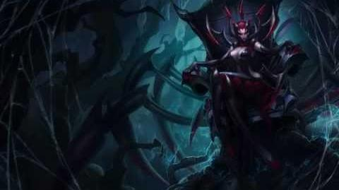 League of Legends - Elise in the Shadow Isles