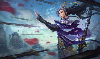 Master Yi EternalSwordYiSkin