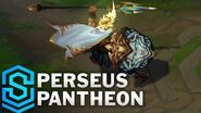 Perseus-Pantheon - Skin-Spotlight