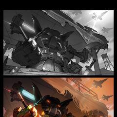 Omega Squad Veigar Splash Concept 2 (by Riot Artist <a href=