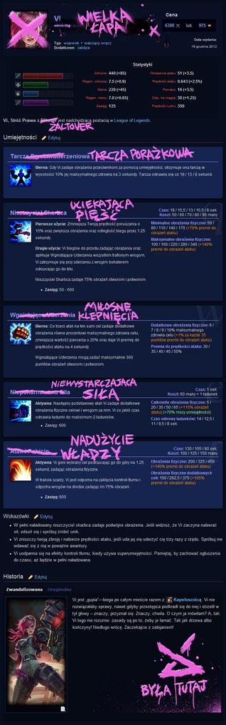 Zwandalizowana wiki