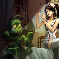 Nurse Akali