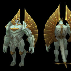 Galio Update Model 2 (by Riot Artist <a href=